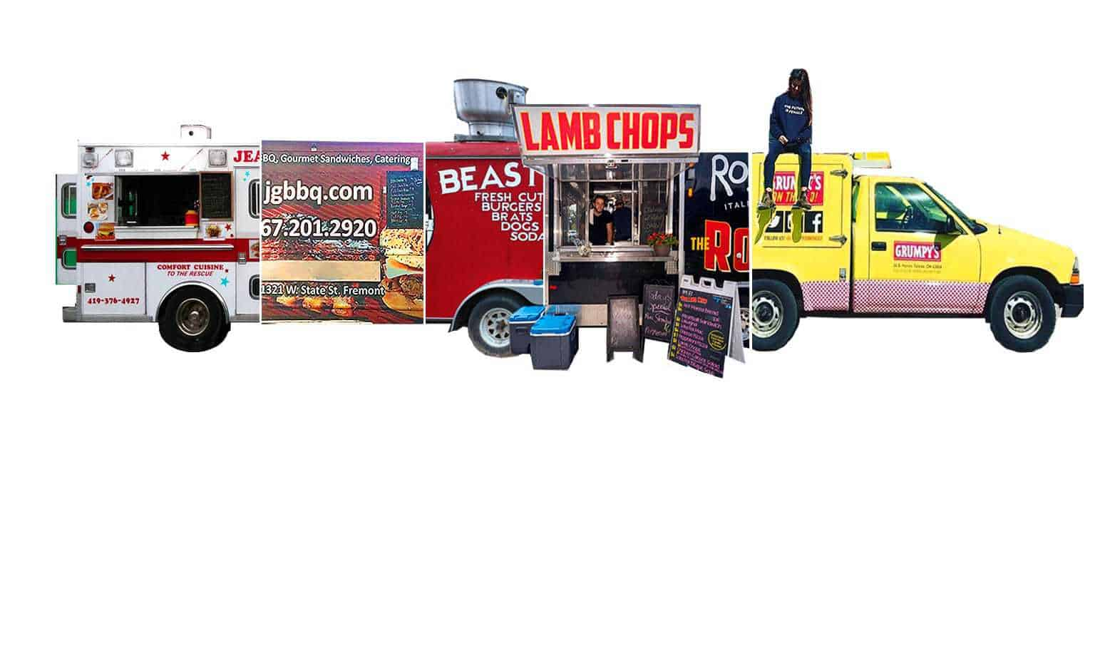 The Downtown Food Truck Scene: A Taste of What's to Come | Midstory
